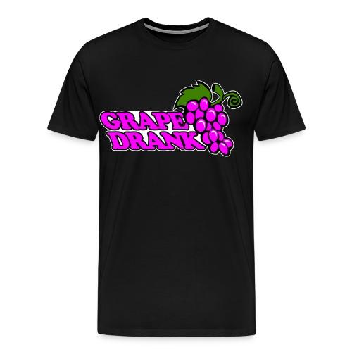 Grape Drank - Men's Premium T-Shirt
