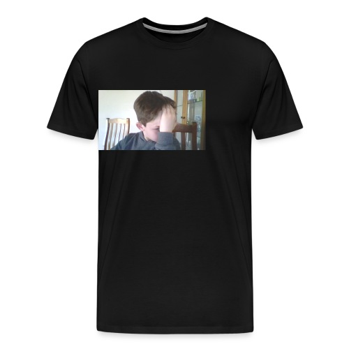 Luiz FAce!! - Men's Premium T-Shirt