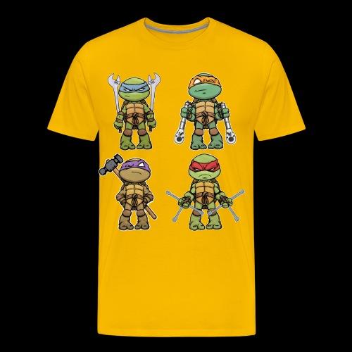 Ninja Automotive Performance - Men's Premium T-Shirt