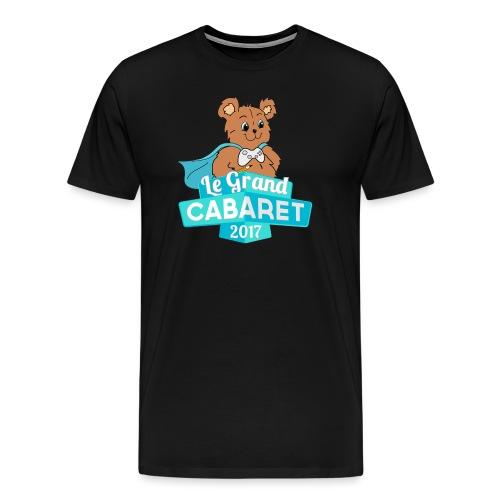 Boutique Logo Cabaret png - Men's Premium T-Shirt