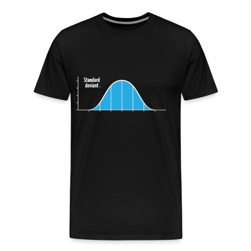 Standard Deviant - Men's Premium T-Shirt