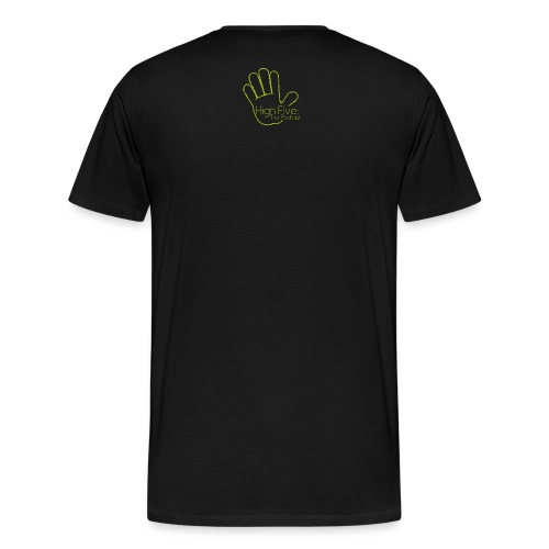 HF_Logo1 - Men's Premium T-Shirt