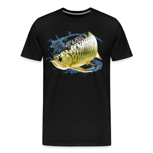 buddy white - Men's Premium T-Shirt