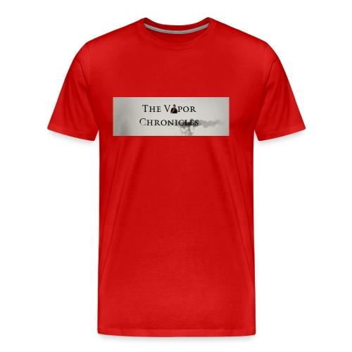 TVC LOGO Text - Men's Premium T-Shirt