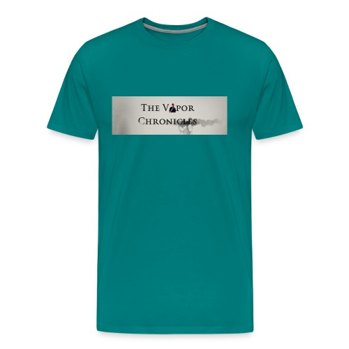 TVC LOGO Text - Men's Premium T-Shirt
