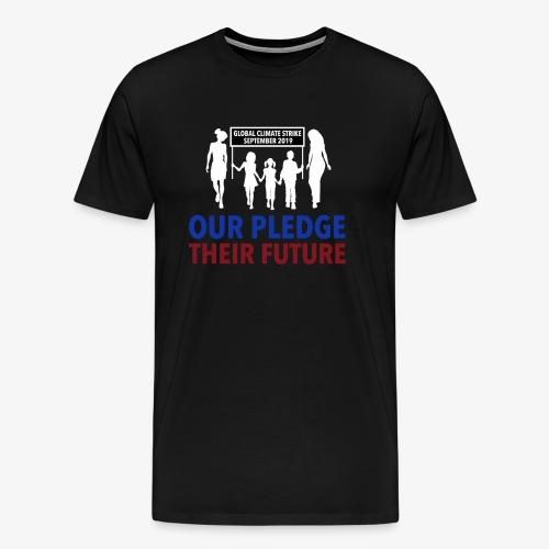 Limited-edition Climate Strike T-Shirt - Men's Premium T-Shirt