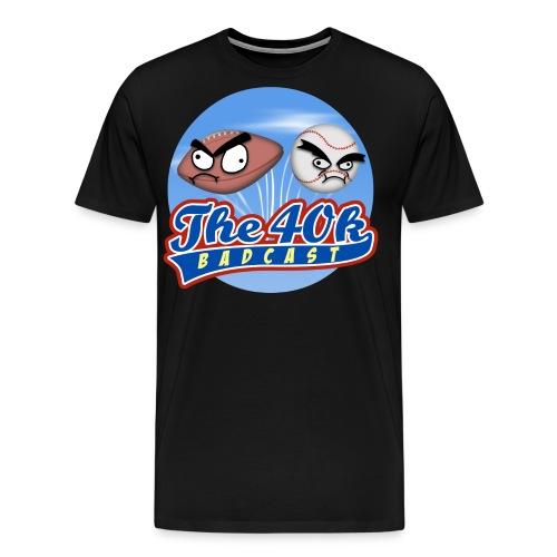 40k Badcast: Team Sports - Men's Premium T-Shirt