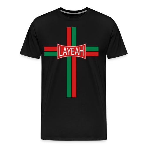 Cross Layeah Shirts - Men's Premium T-Shirt