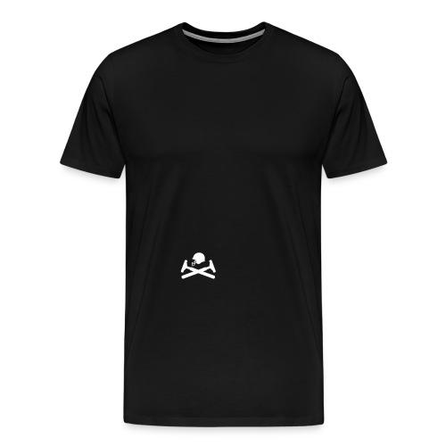 Curtin Razors Black - Men's Premium T-Shirt