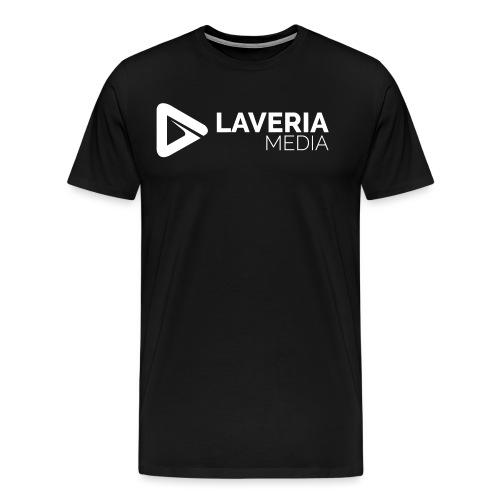 Laveria Media Vector - Men's Premium T-Shirt