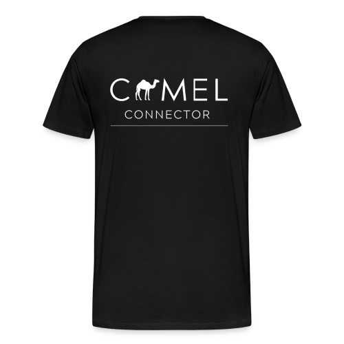 Camel CONNECTOR - Men's Premium T-Shirt