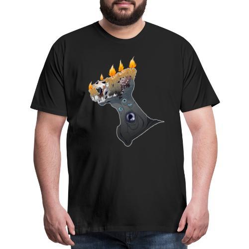 T-SHIRTskullcandel - Men's Premium T-Shirt