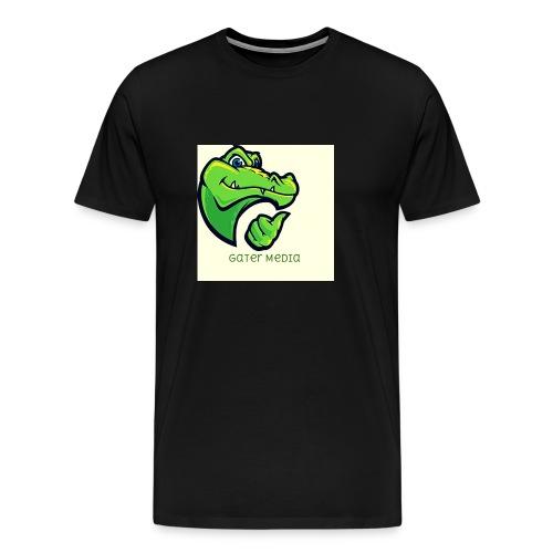 Gater Media - Men's Premium T-Shirt
