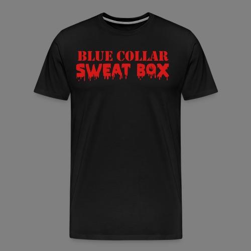 sweat box - Men's Premium T-Shirt