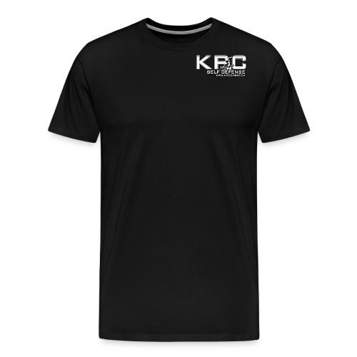 BigWHTkpc1 png - Men's Premium T-Shirt