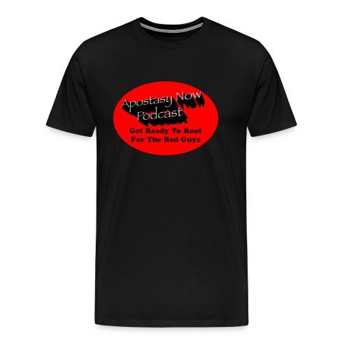New Bright ANP circle log - Men's Premium T-Shirt