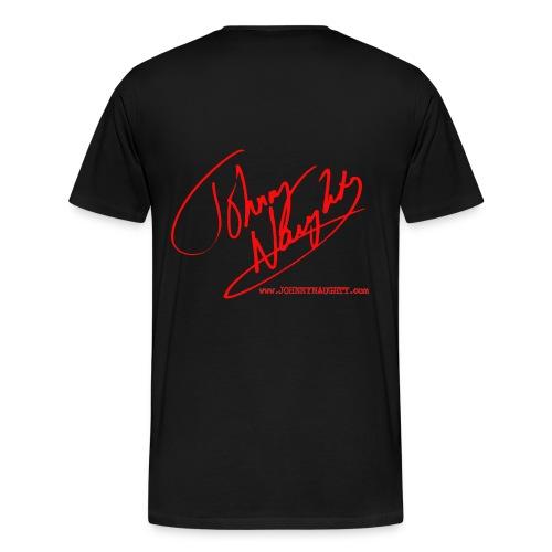 signatureandurl - Men's Premium T-Shirt