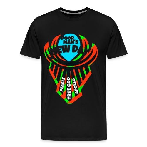 PMND png - Men's Premium T-Shirt