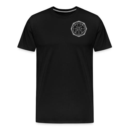 Logo Inverted png - Men's Premium T-Shirt