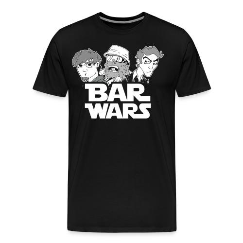 barwarsteefront - Men's Premium T-Shirt