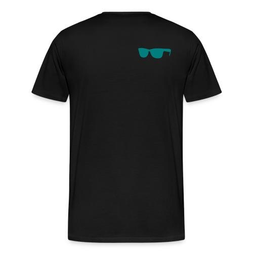 sunglasses4 - Men's Premium T-Shirt