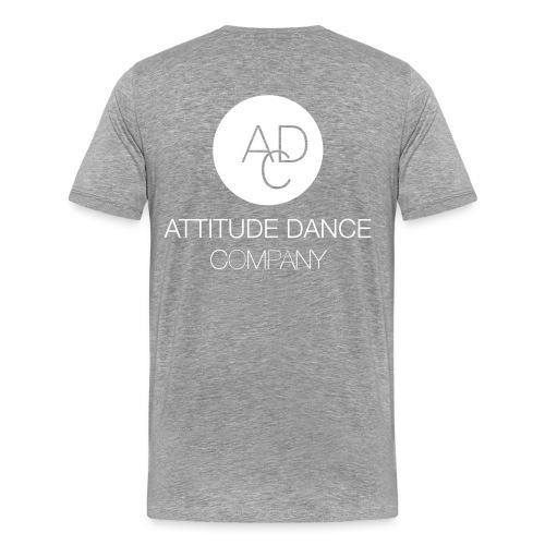 ADC Logo - Men's Premium T-Shirt
