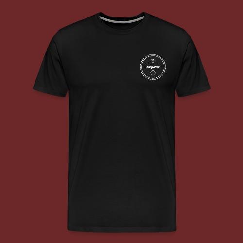COLLEGE BADGE T - gr - Men's Premium T-Shirt