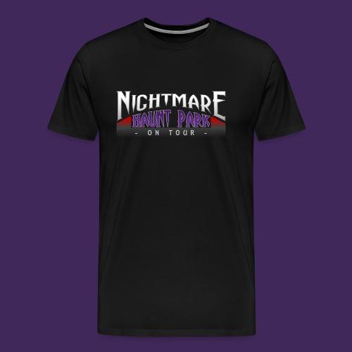 Nightmare Haunt Park Logo - Men's Premium T-Shirt