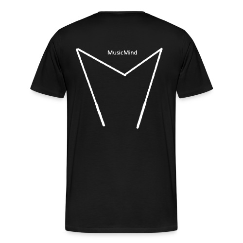 MusicMind standard - Men's Premium T-Shirt