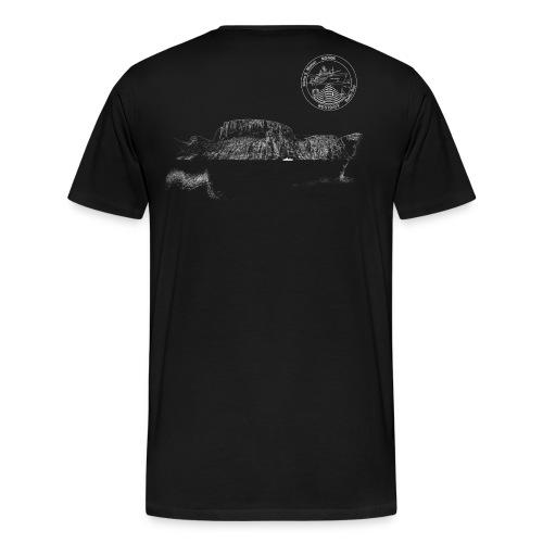 MSM66 fjord black - Men's Premium T-Shirt