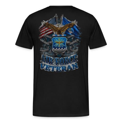 Air Force Veteran - Men's Premium T-Shirt