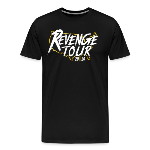Pittsburgh Revenge Tour 2020 - Men's Premium T-Shirt