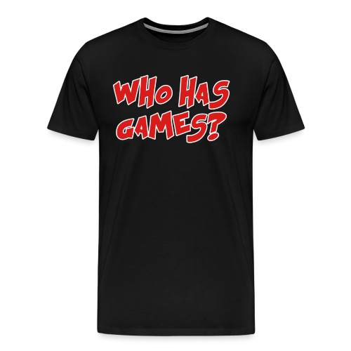 Front png - Men's Premium T-Shirt