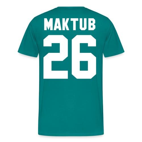 maktub - Men's Premium T-Shirt