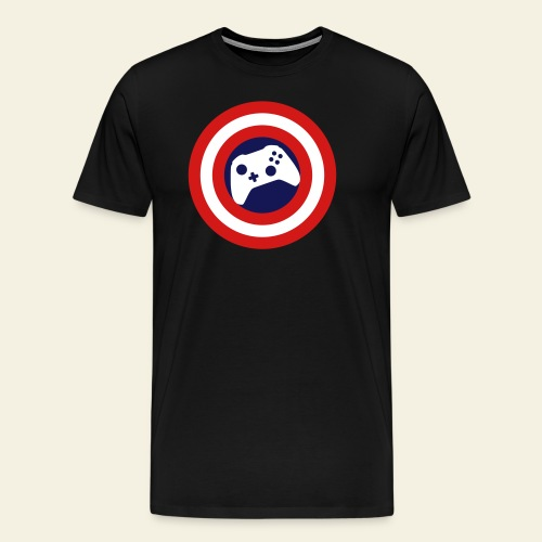 CapitanPlaydatesCorrected - Men's Premium T-Shirt