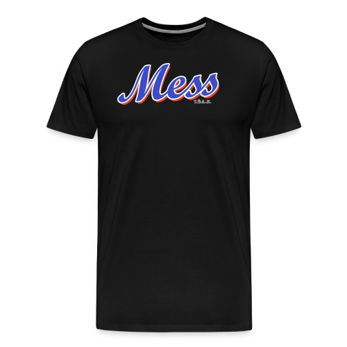 messlogo - Men's Premium T-Shirt