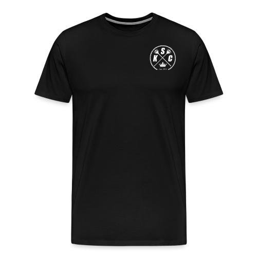 King Diamond Finished Whi - Men's Premium T-Shirt