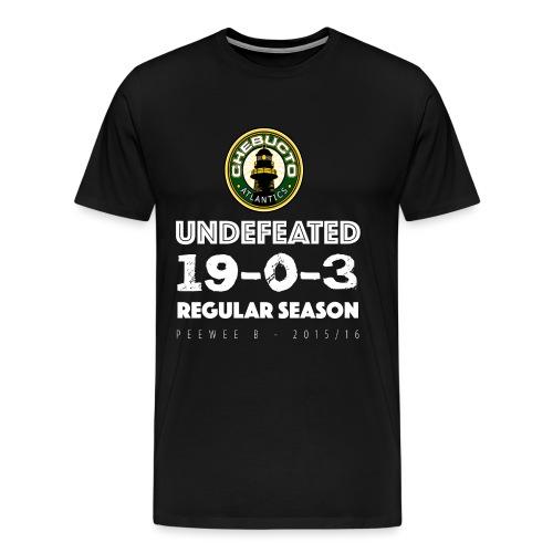 undefeated - Men's Premium T-Shirt