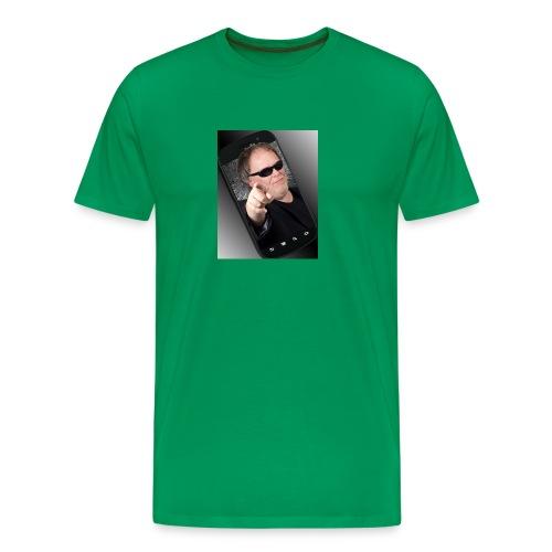 tlphonecomingout - Men's Premium T-Shirt