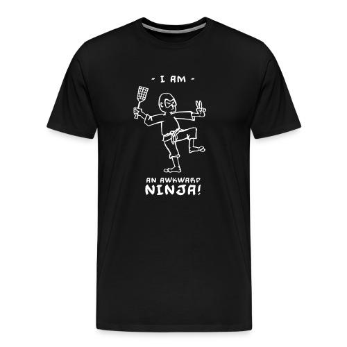 ans tshirt front - Men's Premium T-Shirt
