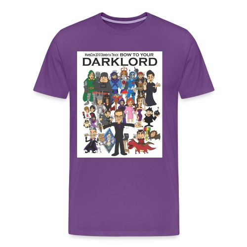 marscon2010tshirtfrontupload - Men's Premium T-Shirt