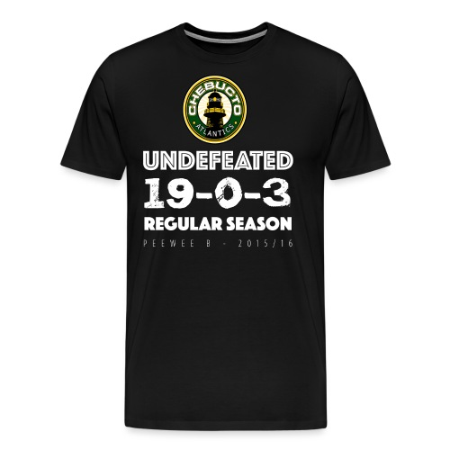 undefeated - Men's Premium T-Shirt