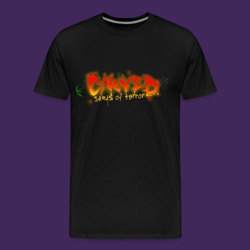 carved - Men's Premium T-Shirt