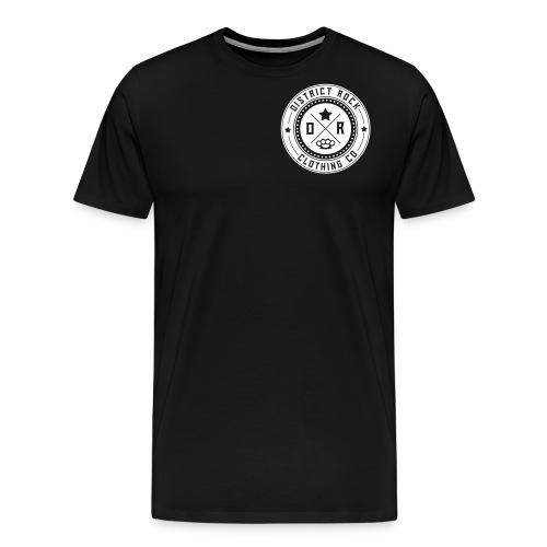 District rock logo - Men's Premium T-Shirt
