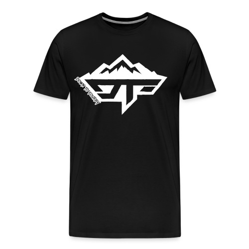 DTF logo - Men's Premium T-Shirt