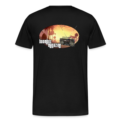 Boombox Magazine 975 - Men's Premium T-Shirt