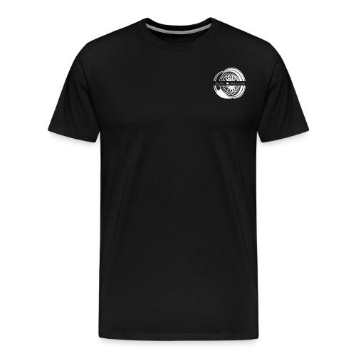 Focused Photography Premium hoodie. - Men's Premium T-Shirt