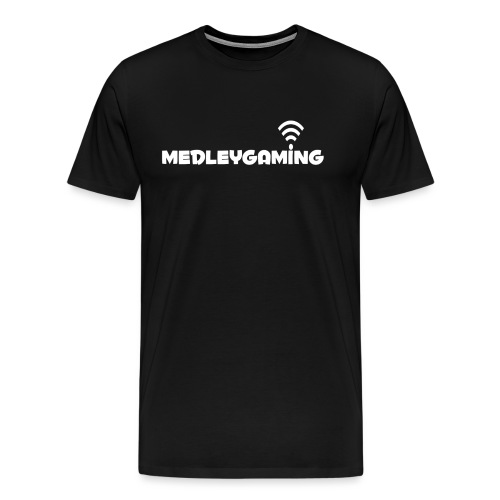 SPREAD png - Men's Premium T-Shirt