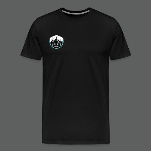 Solace Music Line Launch - Men's Premium T-Shirt