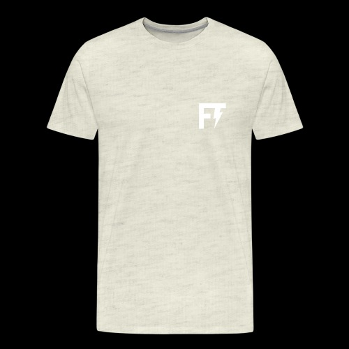 FT LOGO - Men's Premium T-Shirt